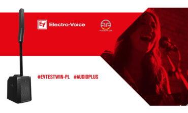 """""""Testuj i wygraj EVOLVE 50"""" – akcja promocyjna Electro-Voice"""