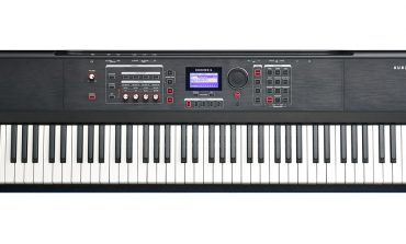 Kurzweil SP6 – test pianina scenicznego