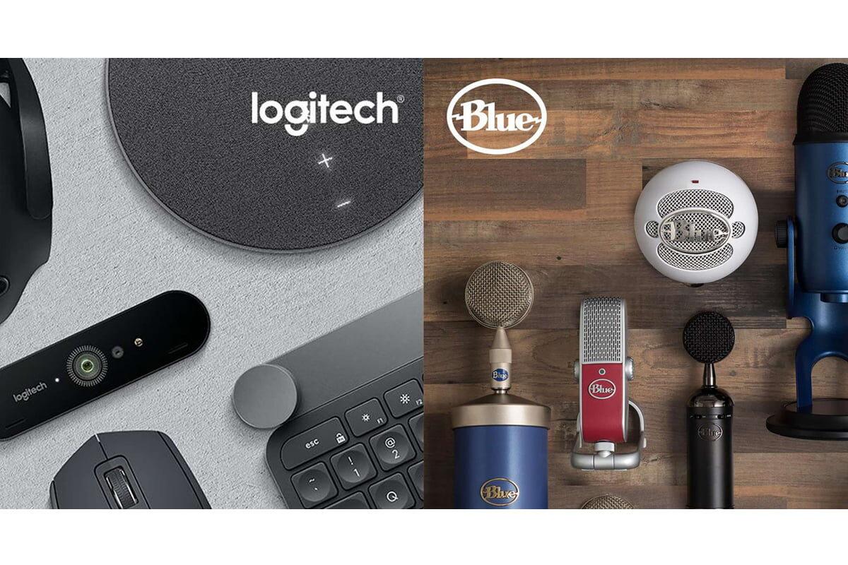 Logitech kupuje Blue Microphones