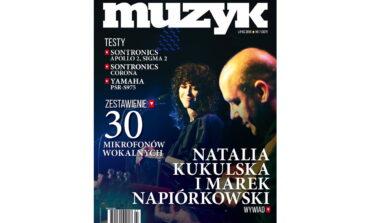 Lipcowy numer miesięcznika Muzyk