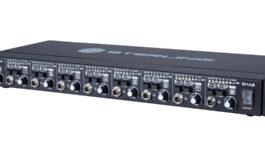 Sterling Audio – nowe wzmacniacze słuchawkowe SHA4 i SHA8