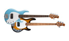 Basy Music Man StingRay Special w Music Info