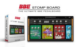 BBE Stomp Board – wirtualny pedalboard
