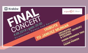 Koncert finałowy Summer Jazz Festival – Tribute to Janusz Muniak