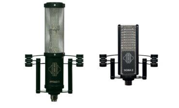 Sontronics Sigma 2 i Apollo 2 – test mikrofonów wstęgowych