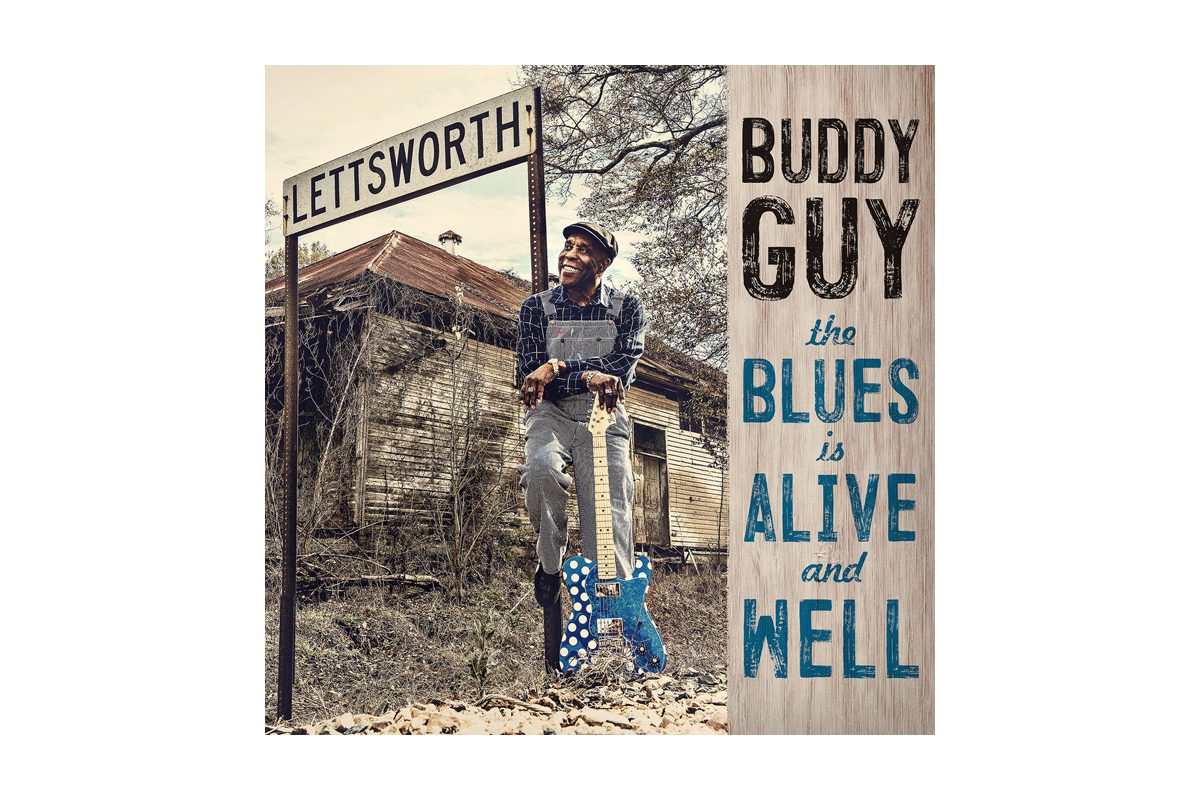 "Buddy Guy ""The Blues Is Alive And Well"" – recenzja"