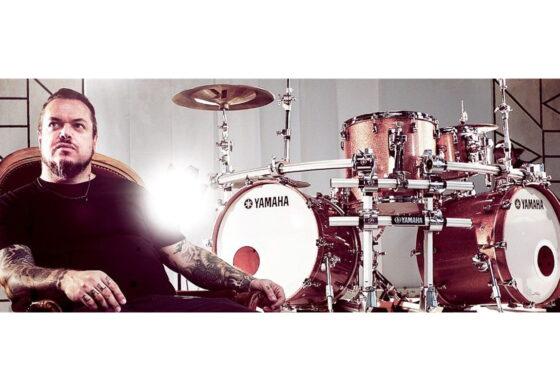 Iggor Cavalera wybrał perkusję Yamaha