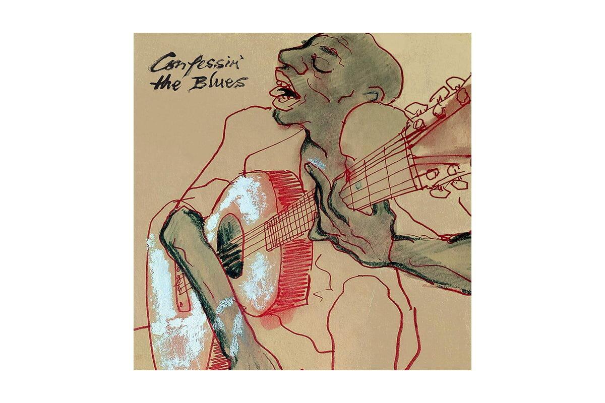 """""""Confessin' The Blues"""" – recenzja płyty"""