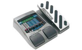 Digitech RP 250 – test procesora gitarowego