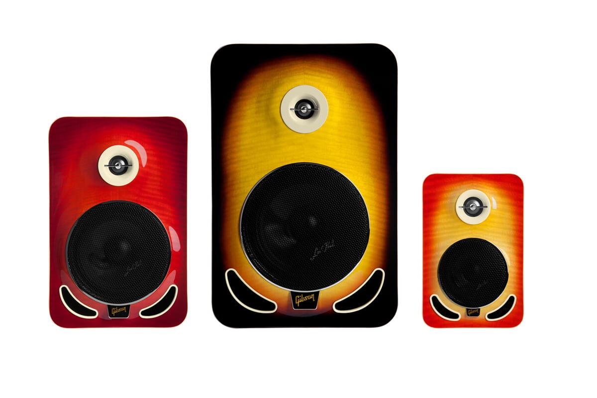 Gibson Les Paul Reference – wyjątkowa promocja monitorów