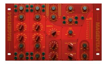 Acustica Audio Magenta 4