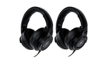 Mackie – nowe słuchawki MC-250 i MC-150