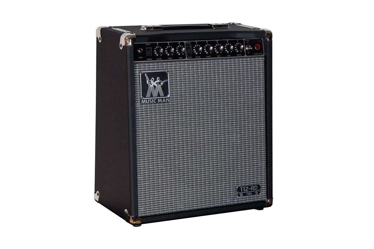 Music Man 112 RD 50 – test wzmacniacza gitarowego