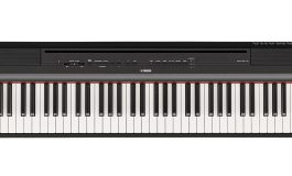 Yamaha P-121 – nowe pianino cyfrowe