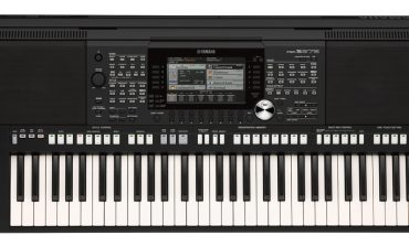 Yamaha PSR-S975 – test keyboardu