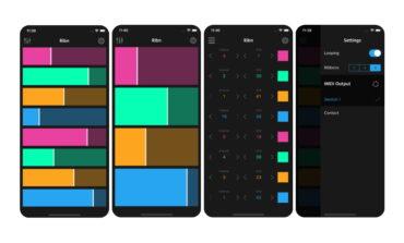 Ribn – wirtualny kontroler MIDI dla iOS