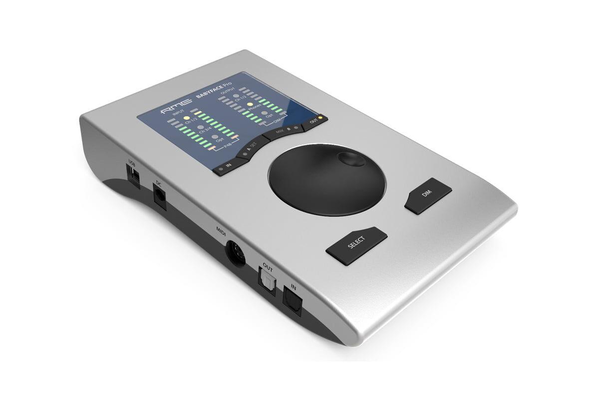 RME Babyface Pro – test interfejsu audio