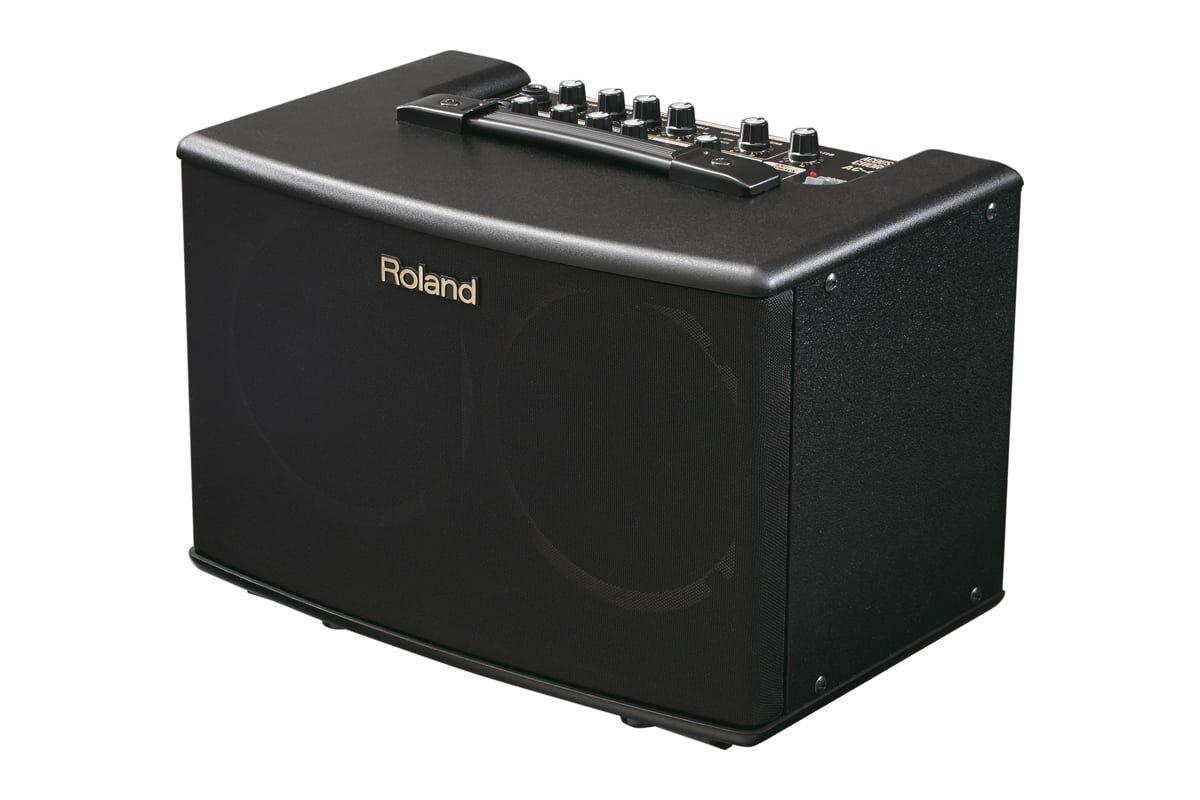 Roland AC-40 – test wzmacniacza do gitar akustycznych