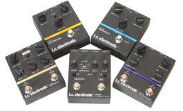 TC Electronic VPD-1 i seria Vintage – test efektów gitarowych