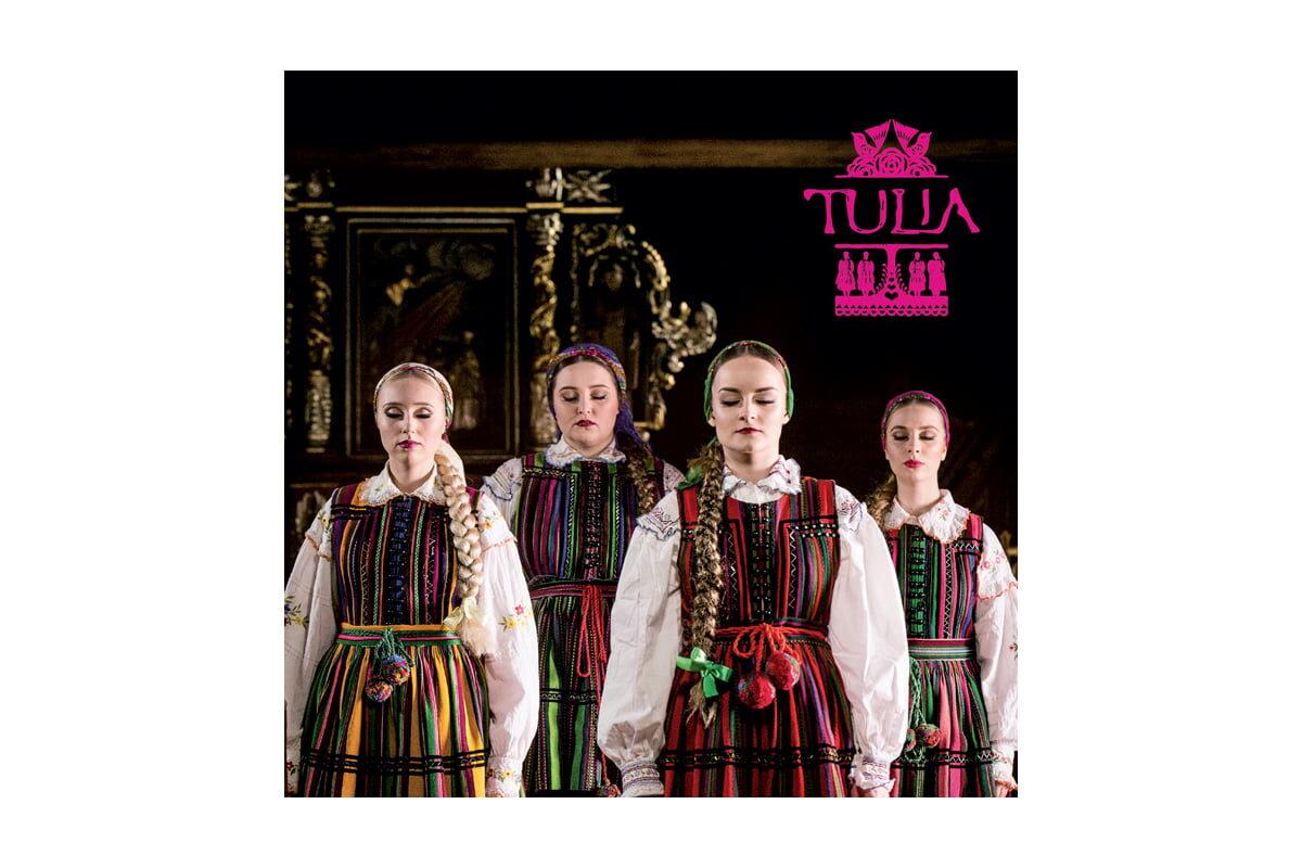 """Tulia """"Tulia"""" – recenzja płyty"""