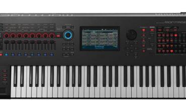 Yamaha MONTAGE – aktualizacja systemu do wersji 2.50