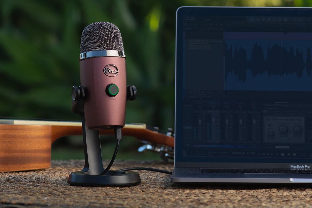 Blue Yeti Nano – kompaktowy mikrofon USB