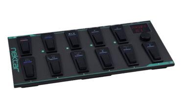 Nektar PACER – test sterownika MIDI