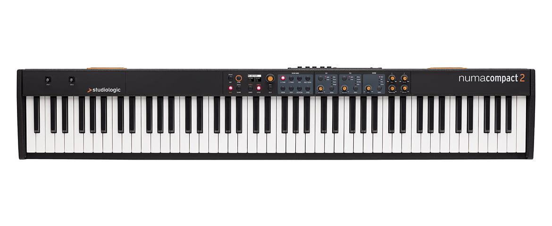 Studiologic Numa Compact 2 – test pianina cyfrowego