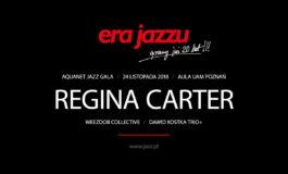 Era Jazzu: Regina Carter + gwiazdy poznańskiego jazzu!