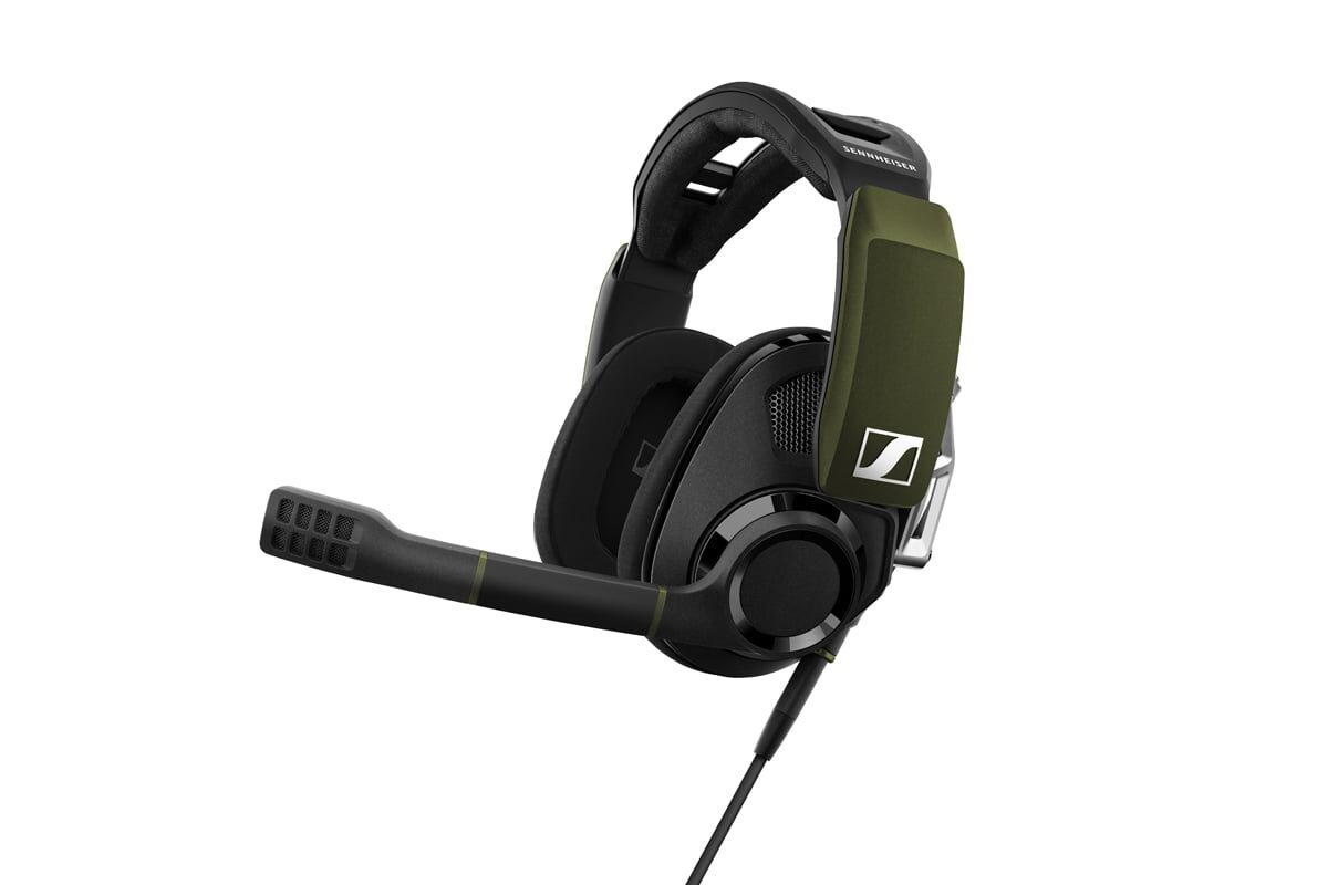 Sennheiser GSP 550 – słuchawki dla graczy z dźwiękiem 7.1