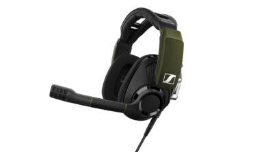 Zestaw słuchawkowy dla graczy Sennheiser GSP 550 dostępny w Polsce