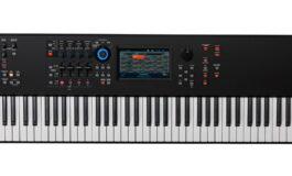 Yamaha MODX – nowa seria syntezatorów