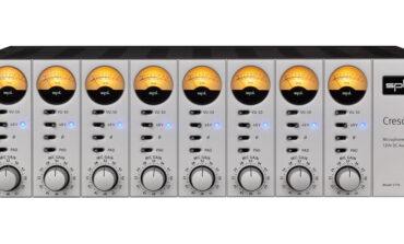 SPL Crescendo – 8-kanałowy preamp mikrofonowy