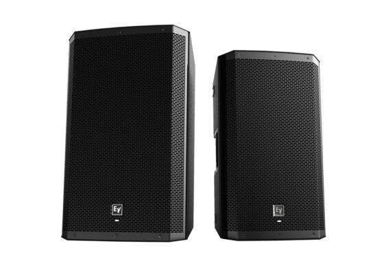 Electro-Voice prezentuje ZLX-12BT i ZLX-15BT