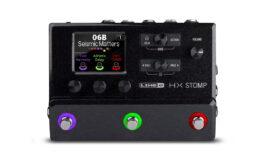 HX Stomp – nowy multiefekt Line 6