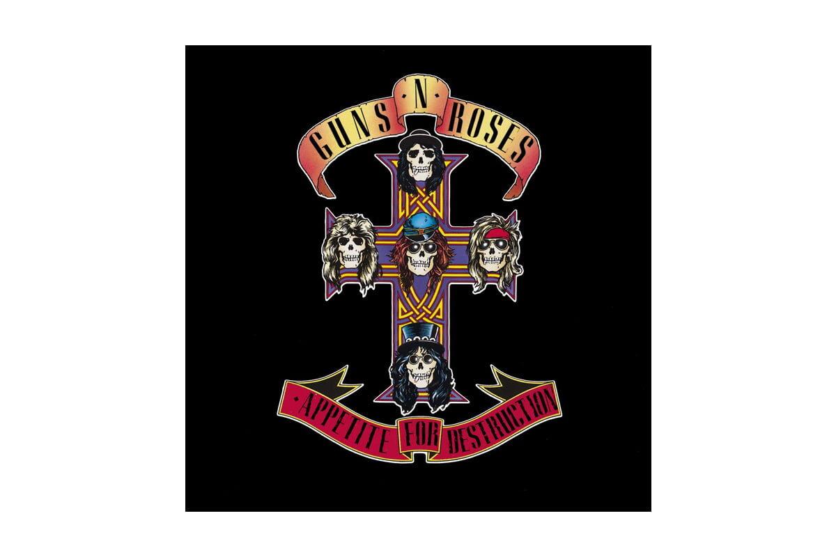 """Guns N' Roses """"Appetite For Destruction"""" – recenzja"""