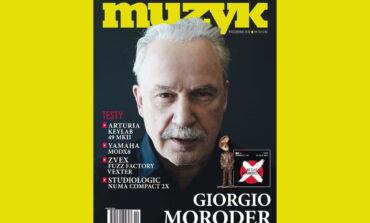 Październikowy numer miesięcznika Muzyk