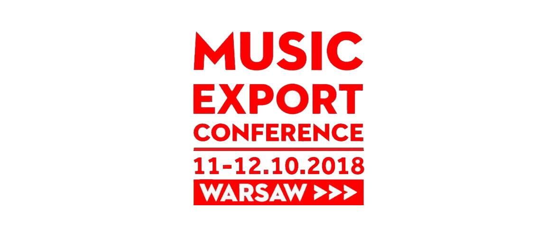 Trzecia edycja Music Export Conference już za nami