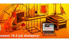 Propellerhead Reason 10.2 w Audio Factory