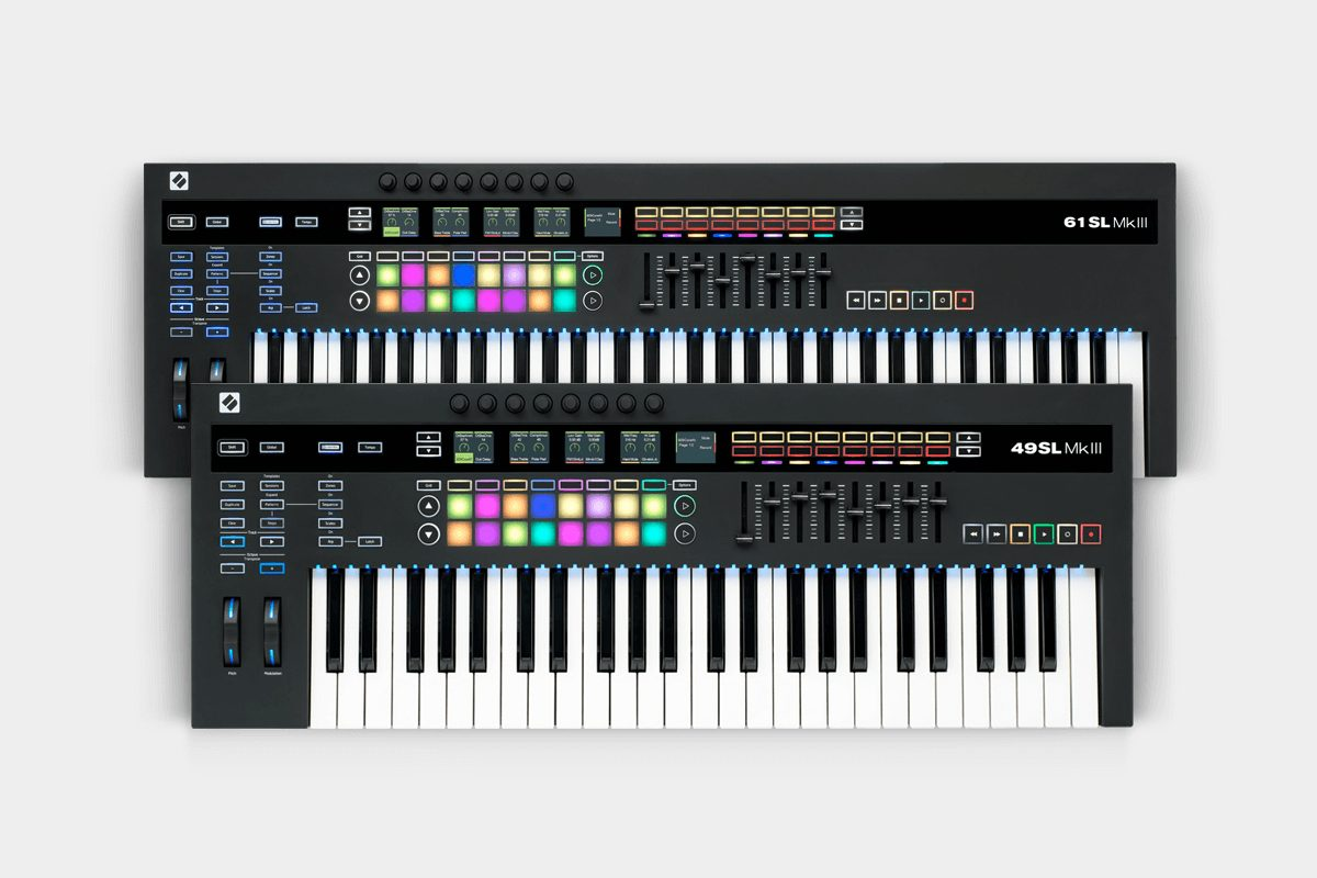 Novation SL MkIII – nowe klawiatury sterujące