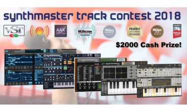 KV331 Audio – SynthMaster Track Contest