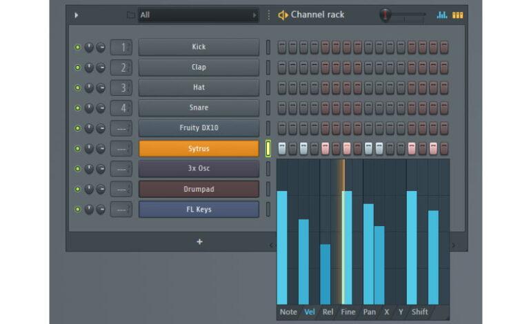 FL_Studio20 GraphEditor