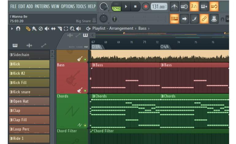 FL_Studio20 TimeSignature