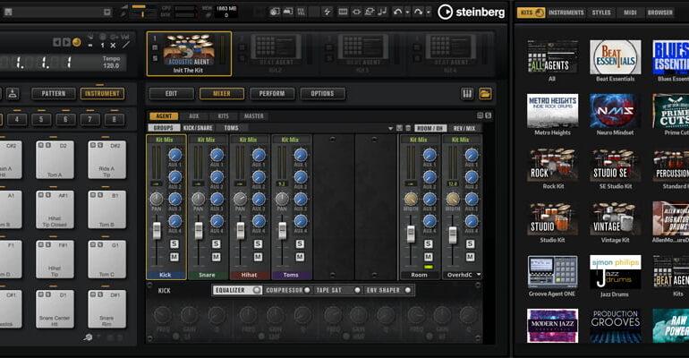 GA5_Mixer