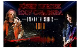 "Józef Skrzek & Iggy Gwadera – ""Back on the Streets"""