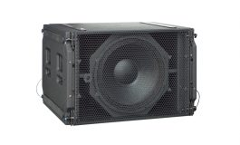 Alcons Audio LR18B – subwoofer line-array