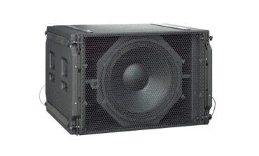 Alcons Audio LR18B – subwoofer line-array