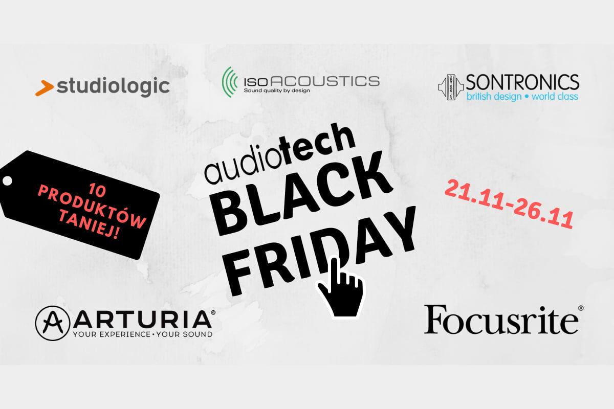 Promocje Black Friday w Audiotechu