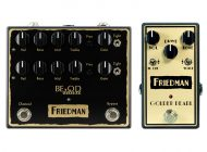 Friedman Amplification BE-OD Deluxe i Golden Pearl