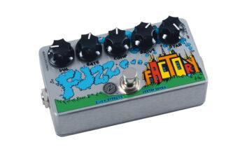 ZVEX Fuzz Factory Vexter – test efektu gitarowego
